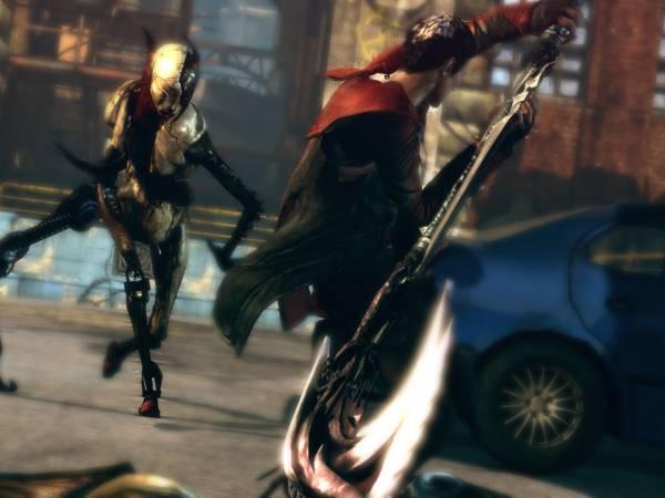 Devil May Cry - DmC использует Unreal Engine 3 в качестве движка.