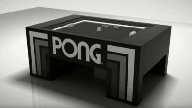 Valaki megépítette a Pongot a valóságban, és zseniális!