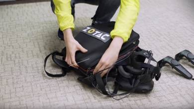 Ez már a jövő: itt vannak a hátizsák-PC-k